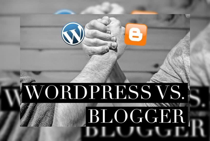Анкета: WordPress или Blogger